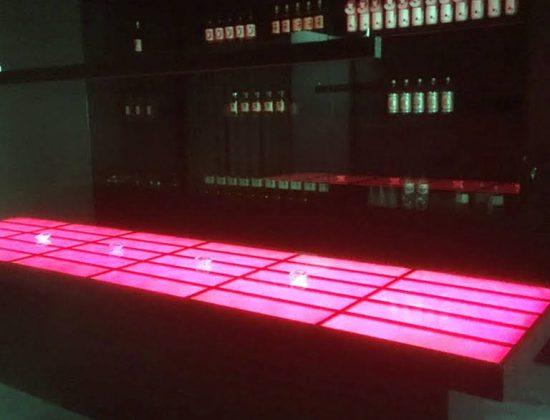 Led Light Installation